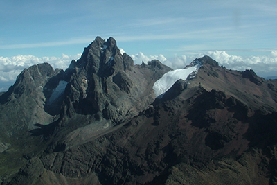 Mt Kenya Peak Zone